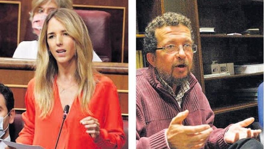 La Audiencia ordena al juez de Zamora que investigue si Cayetana dañó el honor del padre de Pablo Iglesias