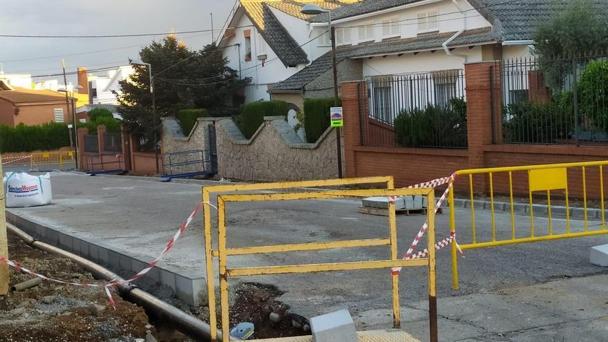 El Ayuntamiento de Peñarroya inicia las obras de la calle Armando Malye