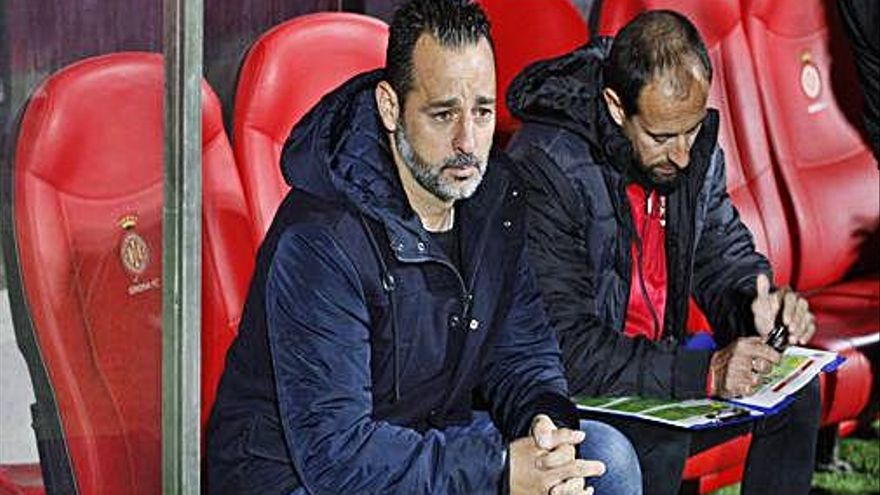 Mere no descarta el debut de Sekou i Jose Rodríguez contra el Girona