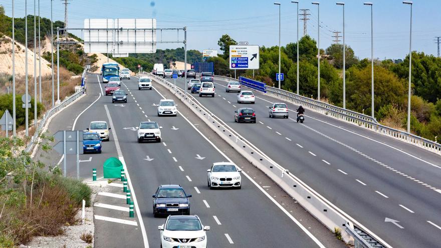 Benidorm insiste en pedir la cesión de un tramo de la N-332 a Fomento pero lo rebaja a solo 3 kilómetros