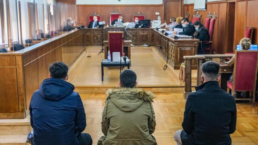 Los acusados de la 'manada' de Badajoz afirman que todo fue consentido