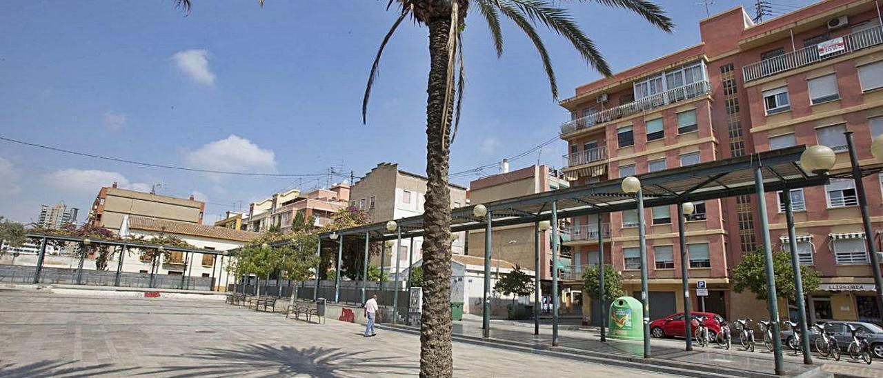 Natzaret es uno de los barrios en los que más proyectos urbanísticos hay en marcha.