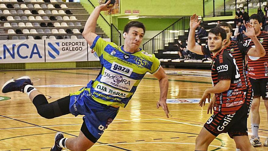 El Zamora Rutas del Vino se sitúa ya cinco puntos por encima del descenso en la División de Honor Plata