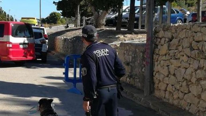 Detenida una pareja en La Vila Joiosa por una pelea con heridas de arma blanca