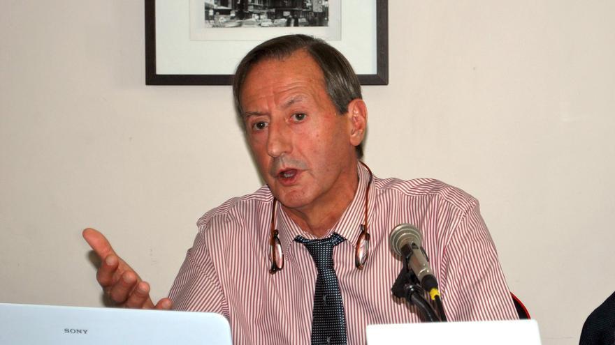 Fallece el director del Instituto Social de la Marina, el gallego Luis Casqueiro