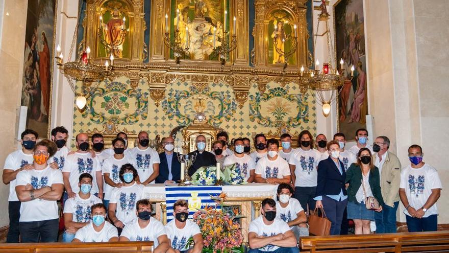 El CR La Vila celebra su ascenso a la élite del rugby nacional con el pueblo de la Vila Joiosa