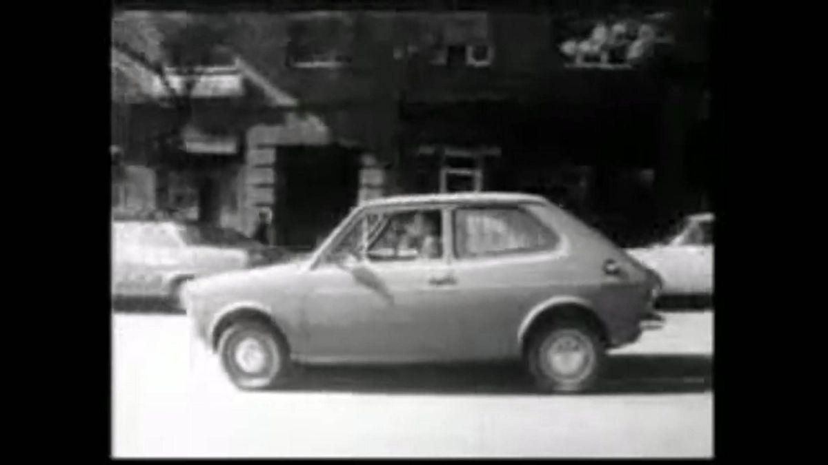 Tráfico recurre a un anuncio de 1973 para insistir en el uso del cinturón de seguridad