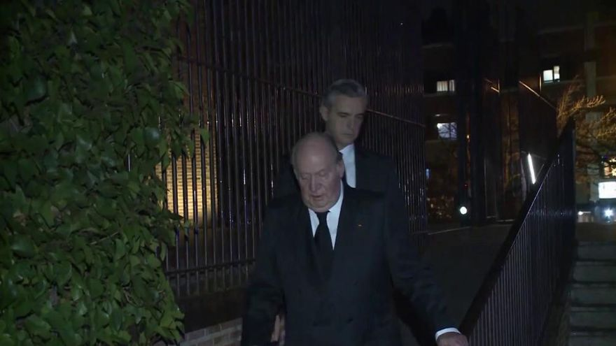 La Casa Real confirma que Juan Carlos I se encuentra en Emiratos Árabes Unidos
