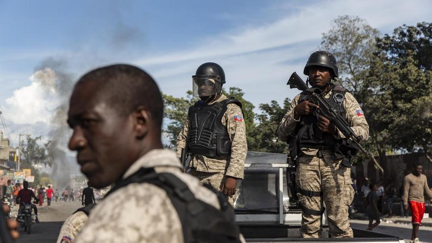 La policía haitiana captura a los presuntos asesinos de Jovenel Moise