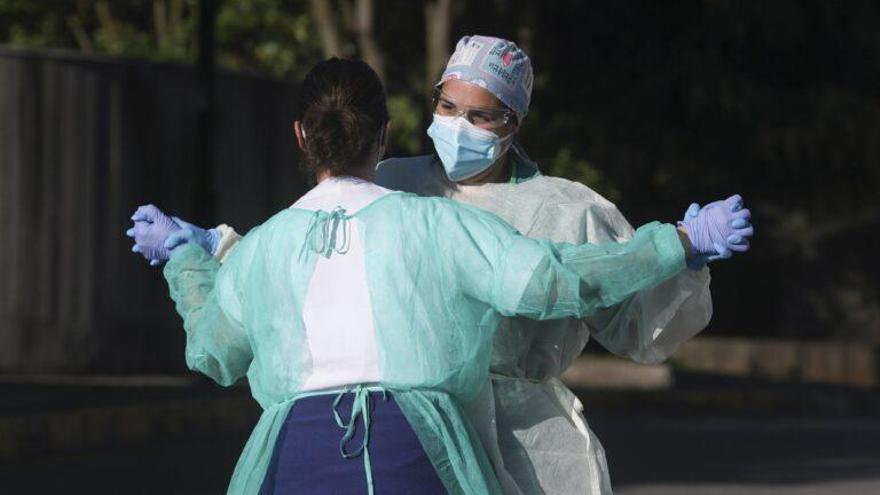 Ansiedad, estrés y depresión: así es la otra pandemia que afecta a los sanitarios