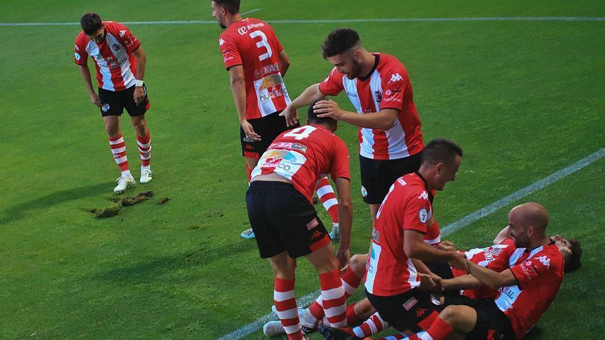 """Sergio García, jugador del Zamora CF: """"Este equipo en Tercera era imparable"""""""