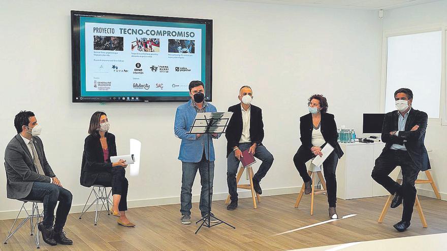 Empreses i treballadors compromesos amb la solidaritat i la cooperació