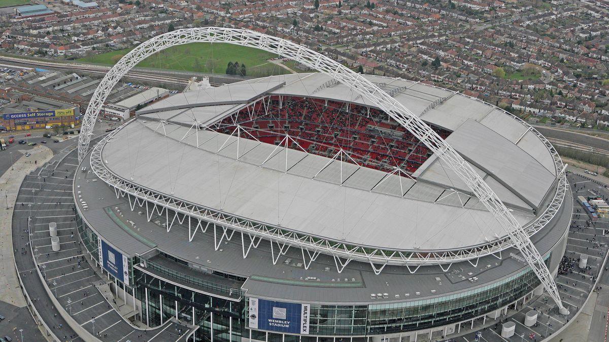 Estadi londinenc de Wembley acollirà la final de l'Eurocopa 2021