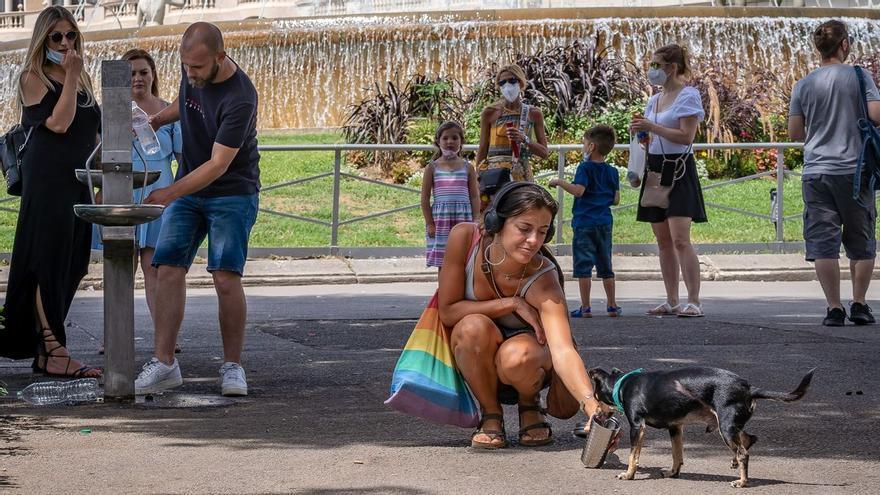 La Región de Murcia despide el sexto verano más cálido del siglo XXI