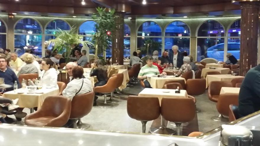 La cafetería de todos los coruñeses