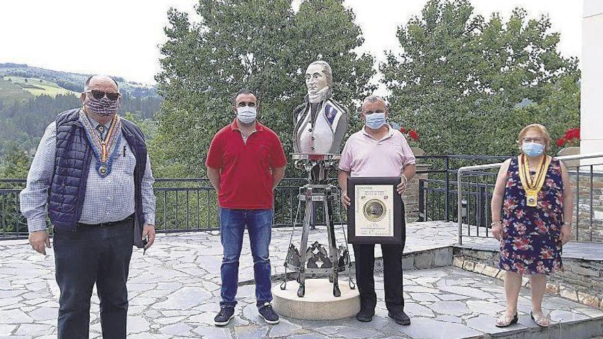 Santa Eulalia de Oscos arropa a Casa Pedro en su 25.º aniversario