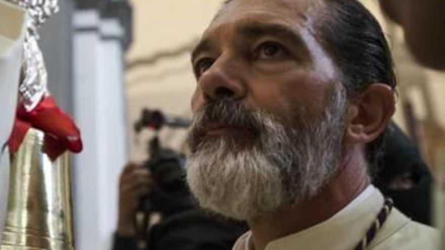 Banderas renuncia a un proyecto teatral por el «trato humillante»