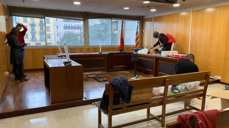 Justícia posa en marxa un nou jutjat de Família a Girona