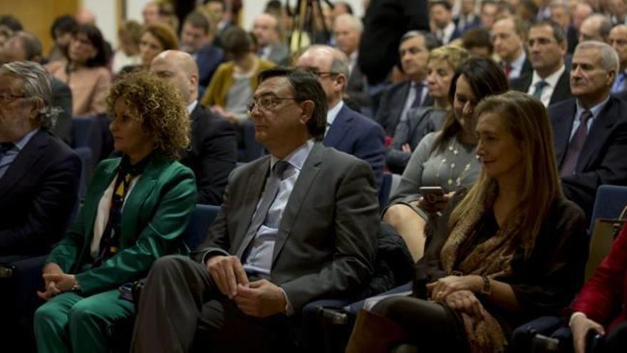 La CEV nace con plena unidad y refuerza el liderazgo de Salvador Navarro