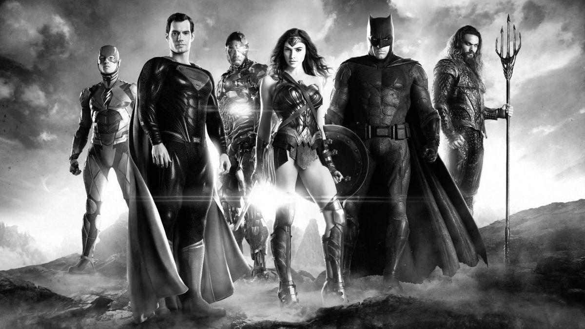 Imagen promocional de la versión extendida de la película 'La Liga de la Justicia'.