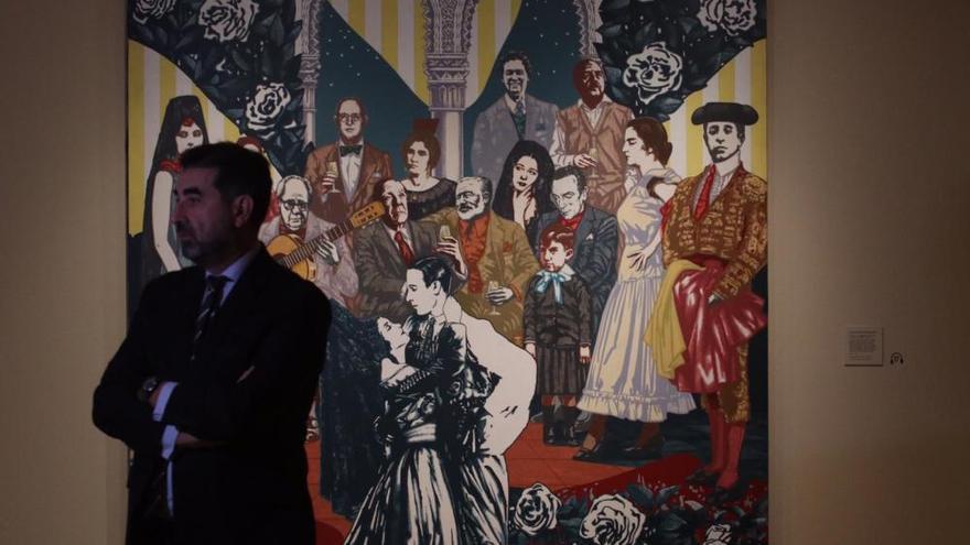 Eugenio Chicano, el pintor que devolvió a Picasso a Málaga, regresa a su Casa Natal