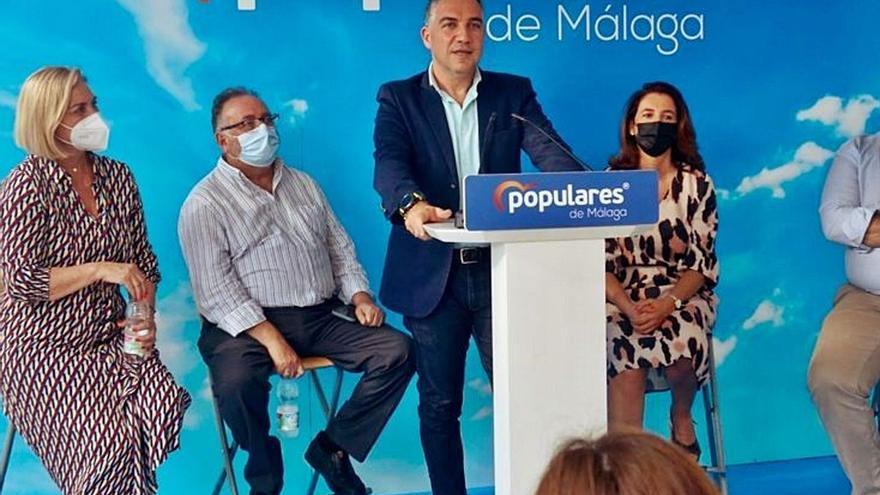 Bendodo pide responsabilidad y destaca el aumento del ritmo de la vacunación