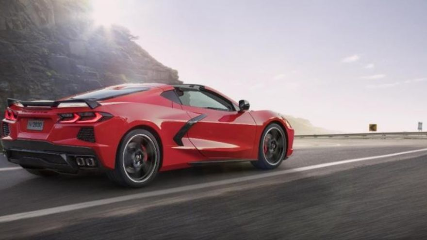 Chevrolet Corvette Stingray 2020: tecnología y lujo
