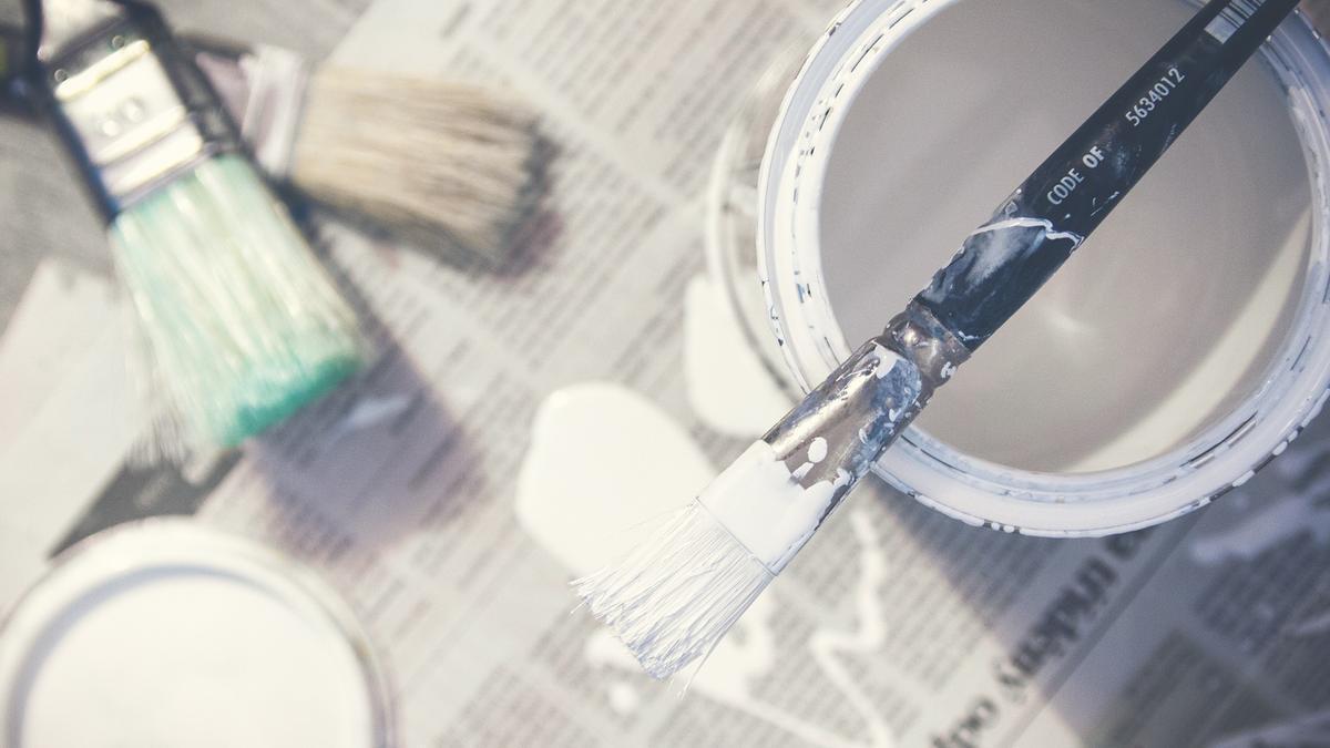 Con este truco de limpieza evitarás tener que pintar.
