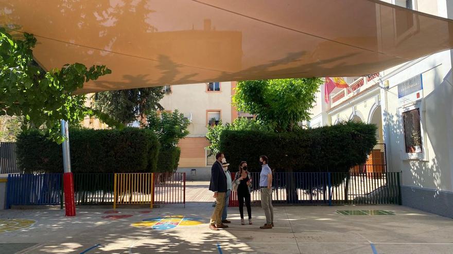 """El PP se queja de que el Plan Sombra """"llega tarde a los colegios por la dejadez del sanchismo instalado en La Glorieta"""""""
