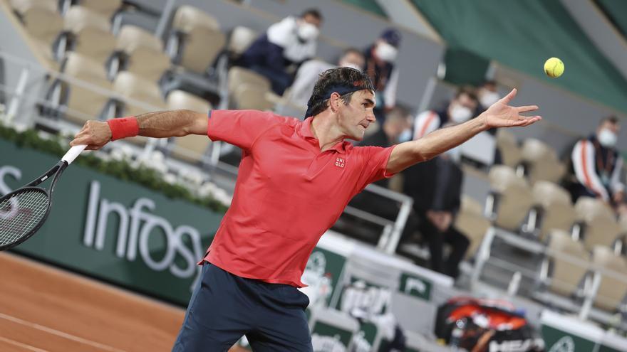"""Federer abandona el Roland Garros: """"És important escoltar el meu cos, no em puc forçar"""""""