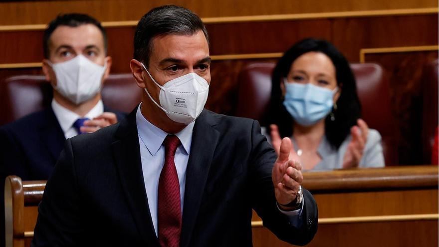 """Sánchez rechaza referéndums para Cataluña o País Vasco que """"fracturen"""" a la sociedad"""
