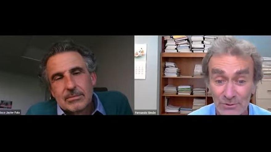 Fernando Simón: «Nunca se está suficientemente preparado para una pandemia»