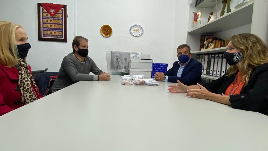 El PP denuncia que la obra en la avenida de Lledó de Castelló cuenta con el rechazo vecinal