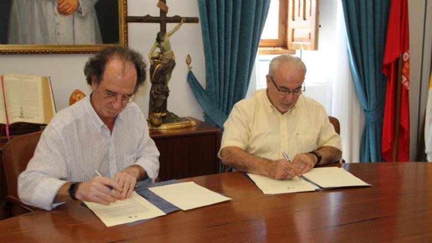 La UCAM y la Asociación Española de la Prensa Deportiva renuevan su colaboración