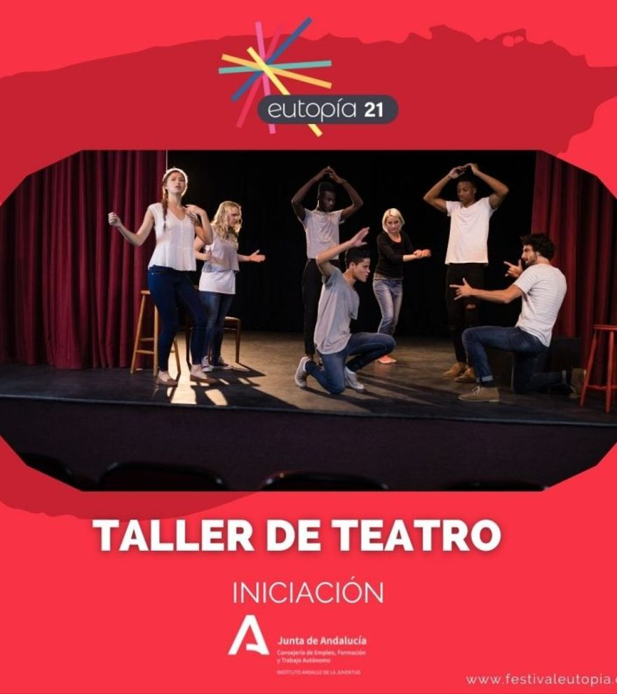 Festival Eutopía: Taller de teatro iniciación