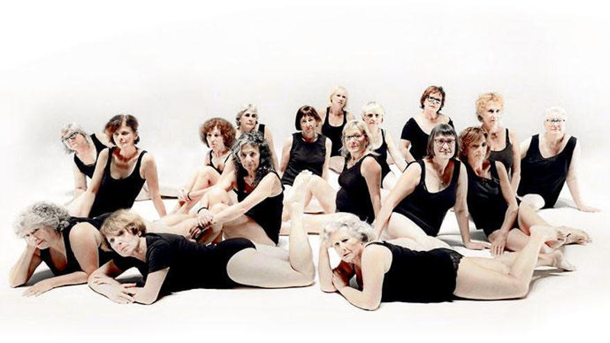Ein Tanztheater über echte Frauen