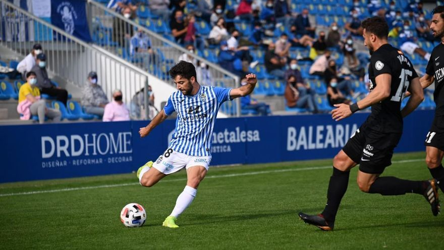 Miguel Acosta y Liam Ayad no seguirán en el Atlético Baleares