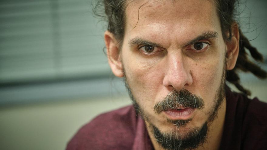 Alberto Rodríguez pierde el escaño  tras la aclaración de sentencia del Supremo