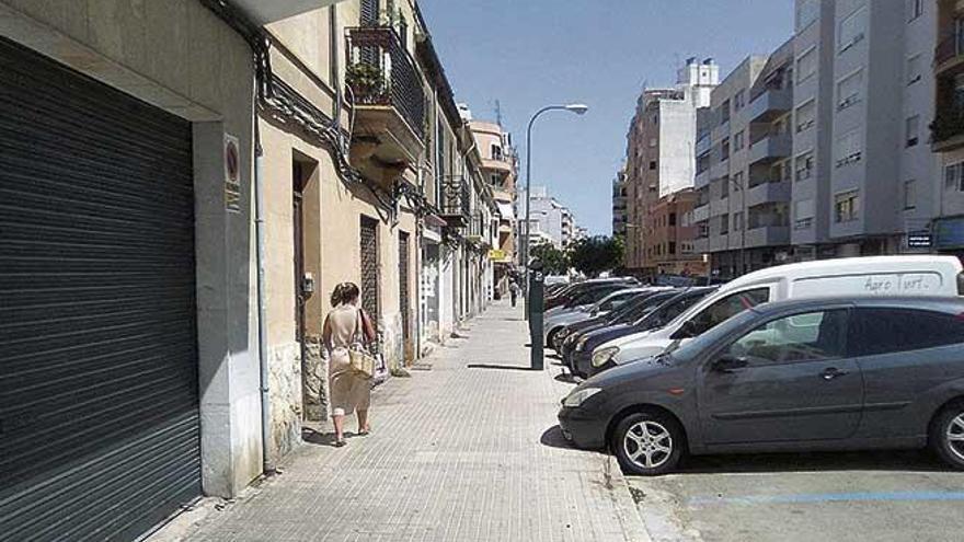 Un ladrón hiere de gravedad a una mujer en Palma