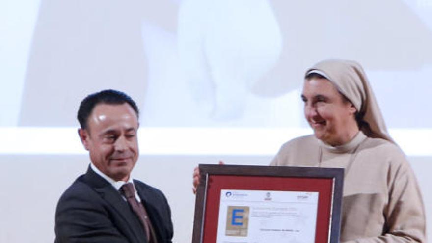 El Pureza de María recibe el sello de excelencia 500
