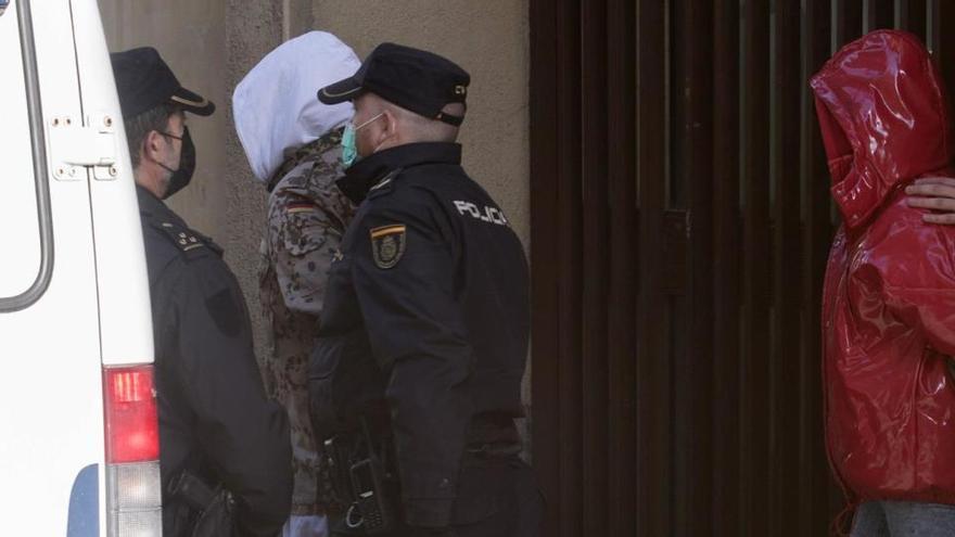 La Fiscalía pide prisión para Rafael Amargo y su mujer