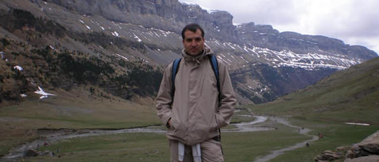 El científico Fernando Maestre Gil