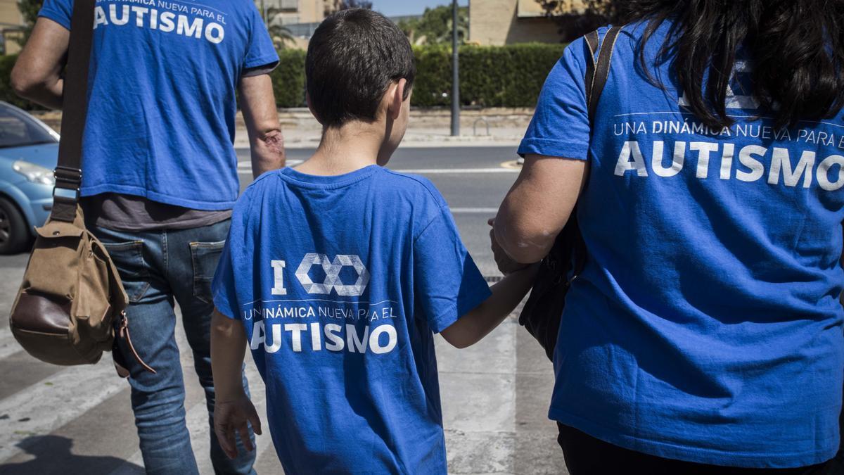Los alumnos con autismo pueden solicitar las ayudas