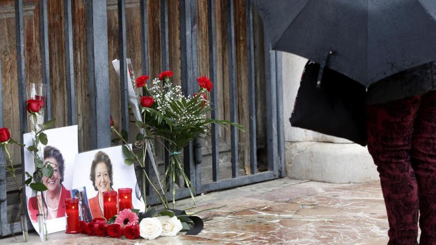 El funeral per Rita Barberá es farà aquest dijous, sense institucions ni partits
