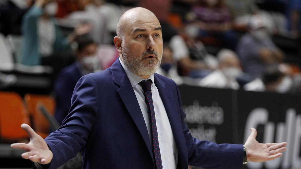 Jaume Ponsarnau ha deixat el València i ha fitxat pel Casademont Saragossa