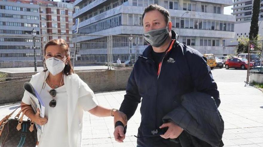 La Audiencia de Pontevedra envía a prisión al presunto narco Santórum