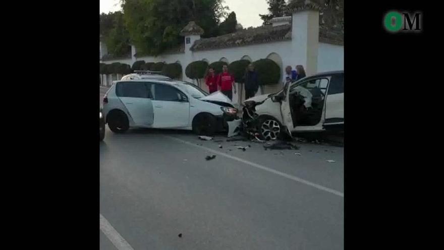 Persecución policial en Marbella