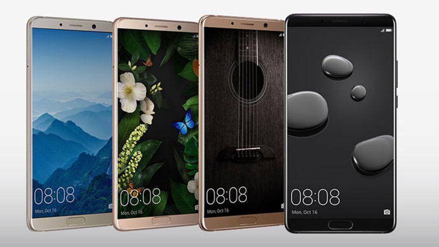 Huawei Mate 10: Características, Precio y Lanzamiento