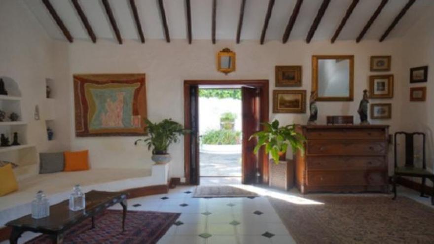 Casas terreras en venta en Santa Brígida, la auténtica esencia canaria