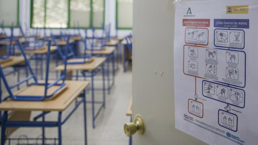 Las ratios de alumnos por clase centran el debate del curso 2020-2021